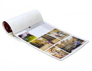 Печать перекидного календаря